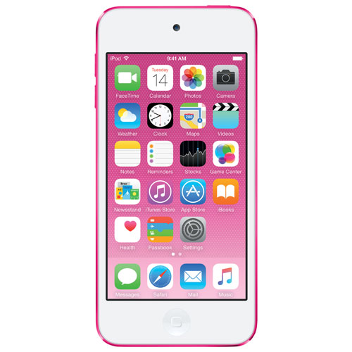 Apple iPod touch 6th Generation 16GB - Pink