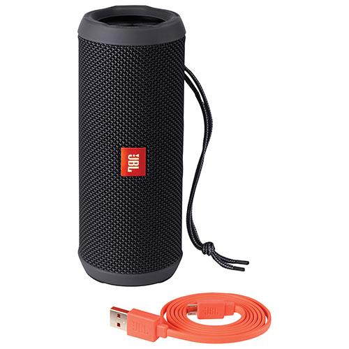 Final Clearance JBL Flip 3 Waterproof Wireless Bluetooth Speaker   Black