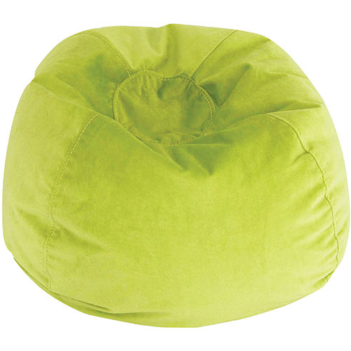 Comfy Kids - Polyester Kids Bean Bag - Flash Green