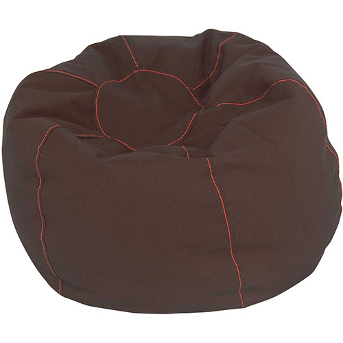 Comfy Kids - Cotton Teen Bean Bag - Black Denim