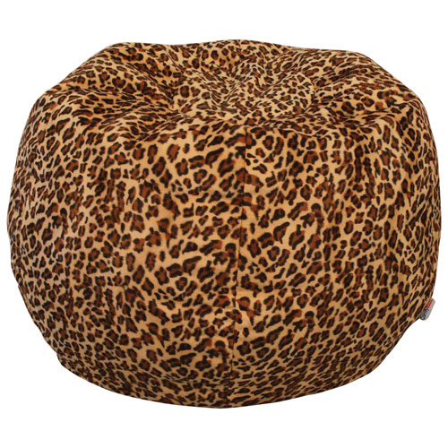 Comfy Kids - Teen Bean Bag - Cheetah
