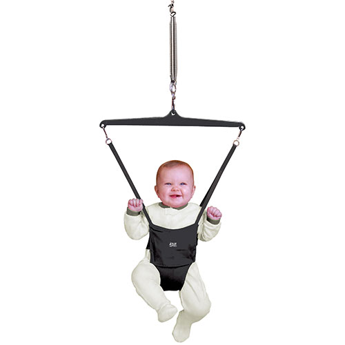 Jolly Jumper Exerciser with Door Clamp : Bouncers & Swings - Best ...