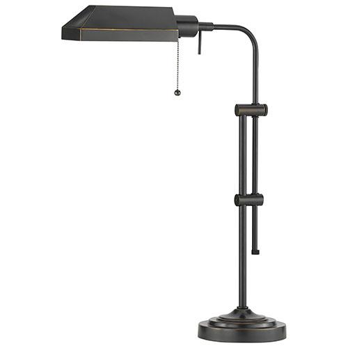 Lampe de bureau Aether - Bronze-bronze foncé