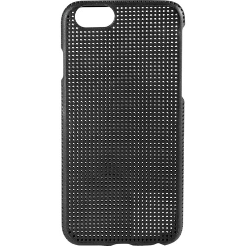 Insignia iPhone 6/6s Fitted Soft Shell Case - Black Perforation