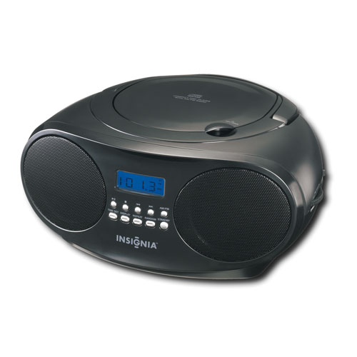 insignia cd boombox ns b4111 c portable cd players best buy canada. Black Bedroom Furniture Sets. Home Design Ideas