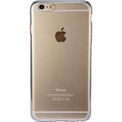 Étui souple ajusté d'Insignia pour iPhone 6/6s - Transparent