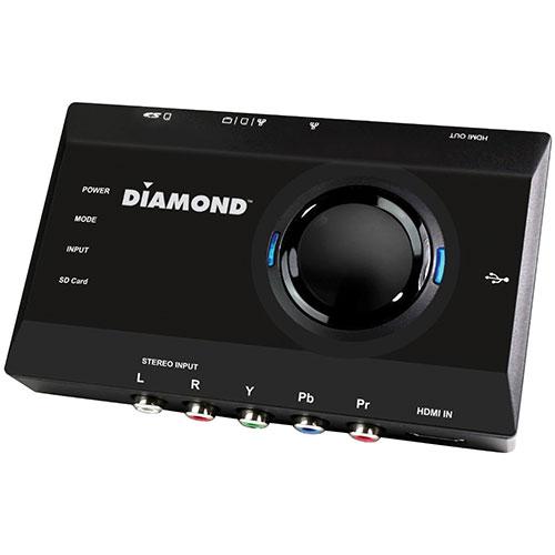Enregistreur de jeux HD 1080p GameCaster de Diamond (GC2000)