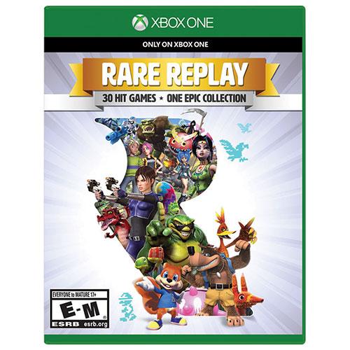 Rare Replay (Xbox One) - Usagé