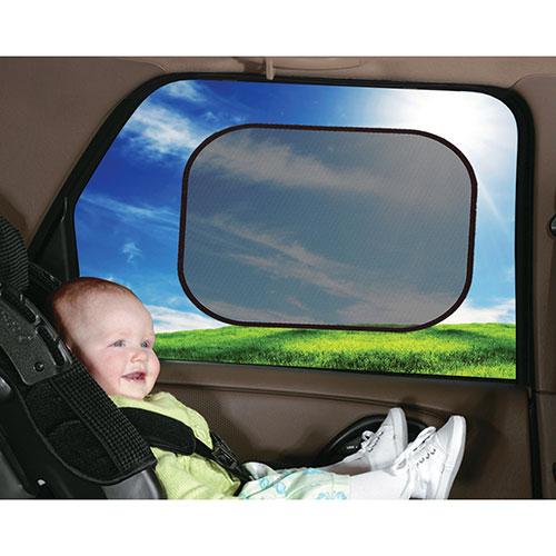 Jolly Jumper Cling Car Window Shade - 2 Pack