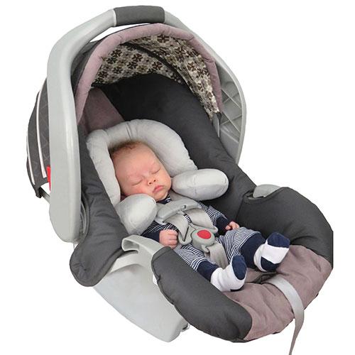 Jolly Jumper 3-in-1 Baby Hugger - Grey