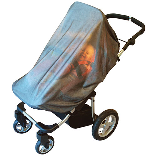 Jolly Jumper Solarsafe Stroller Net