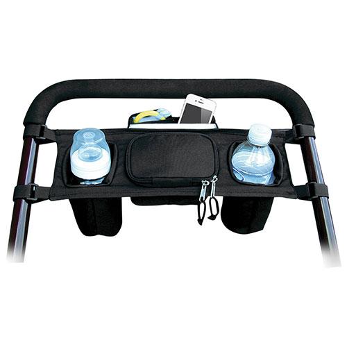 Jolly Jumper Stroller Caddy - Black