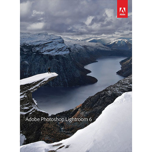 Adobe Lightroom 6 Platinum - Anglais
