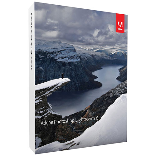 Adobe Lightroom 6 Platinum - French