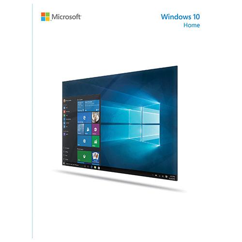 Microsoft Windows 10 Home - Anglais