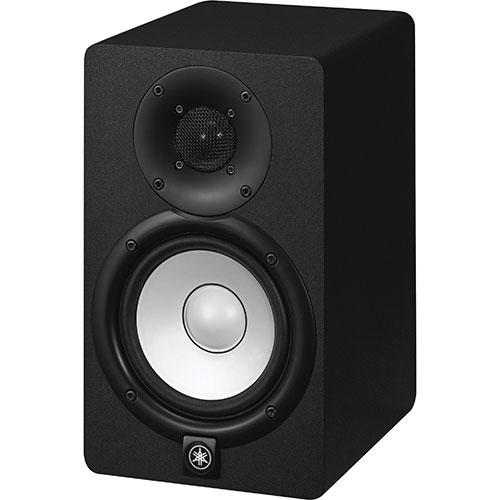 Haut-parleur de contrôle amplifié à 2 voies de 5 po pour studio de Yamaha (HS5) - Noir