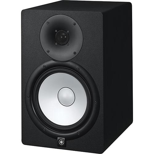 "Yamaha 2-Way 8"" Powered Studio Monitor (HS8) - Black"