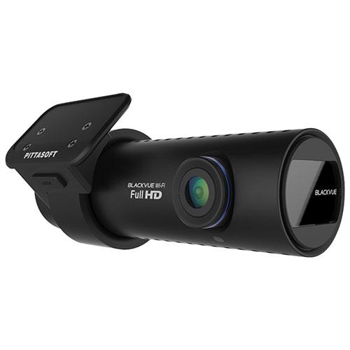 Caméra de tableau bord HD 1080p 1 canal BlackVue, capteur CMOS EXMOR Sony, Wi-Fi, GPS (DR650S-1CH)