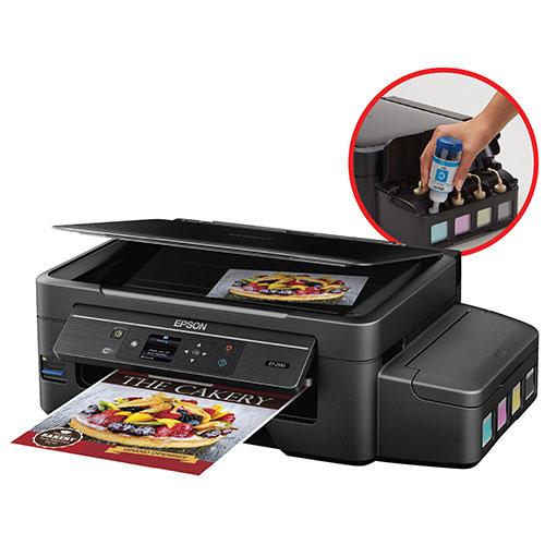 Epson Expression EcoTank Wireless All-in-One Inkjet Printer (ET-2550)