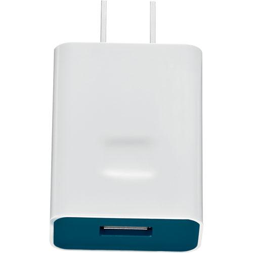 Insignia USB Wall Charger (NS-MAC5U-C) - Blue