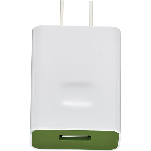 Insignia USB Wall Charger (NS-MAC8U-C) - Green