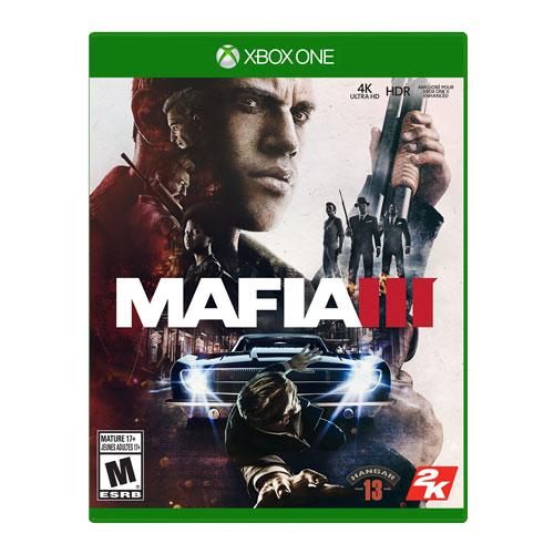 Mafia III (Xbox One) - Previously Played