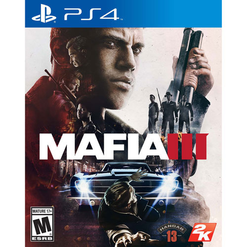 Mafia III (PS4) - Previously Played