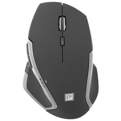 Platinum Series Wireless Laser Mouse (PT-PNM6506-BK-C) - Black