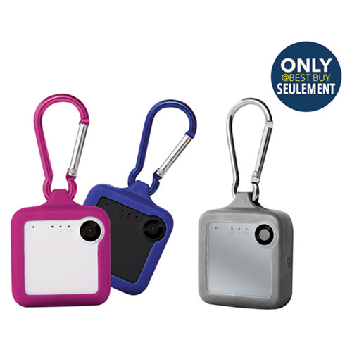 iON SnapCam Caribiana Carabiner - 3 Pack - Multi-colour