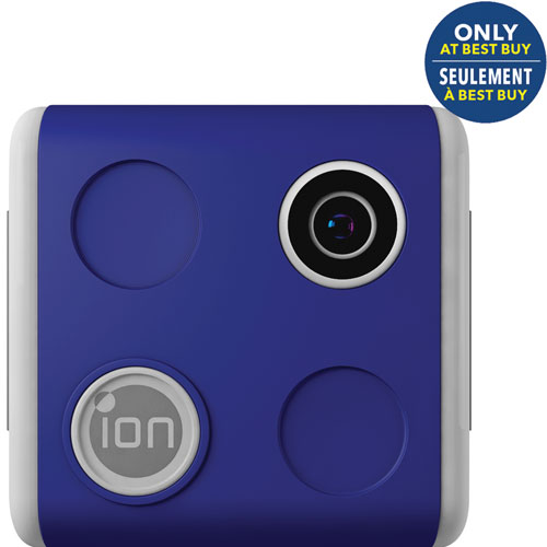 iON SnapCam Lite Lifestyle Wearable HD Camera