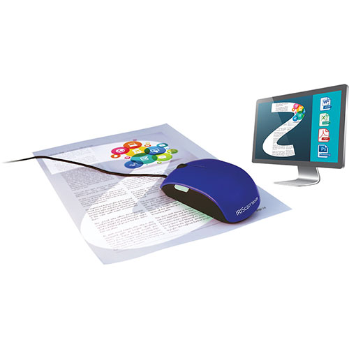 IRIScan Mouse 2 All-in-One Scanner & Mouse
