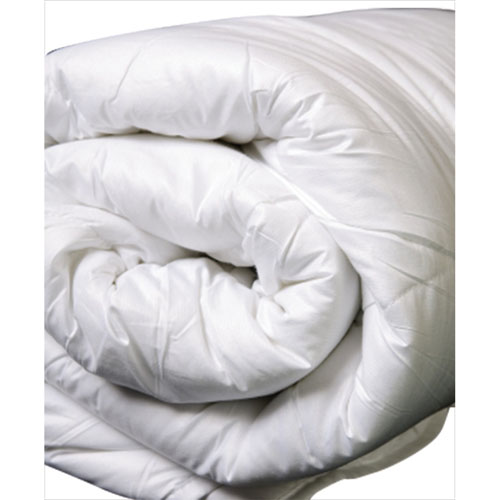 LuxeportZEN 200 Thread Count Allergy Free Deluxe Silk Duvet - King - White