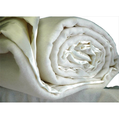 Luxeport Collection Silk 4 Seasons Blanket - Queen - Ivory