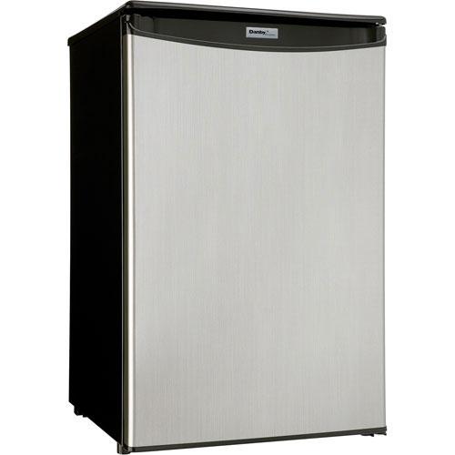 Réfrigérateur de bar autonome 4,4 pi3 Designer de Danby (DAR044A4BSLDD) - Acier inoxydable