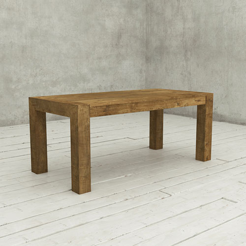 table rectangulaire transitionnelle 8 places helsinki de knightsbridge bois naturel tables de salle manger best buy canada