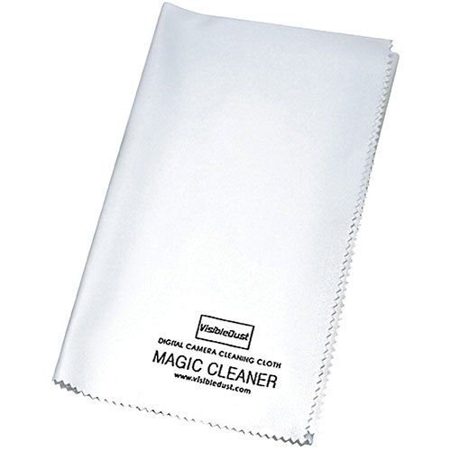 Chiffon de nettoyage Magic Cleaner de VisibleDust - Grand