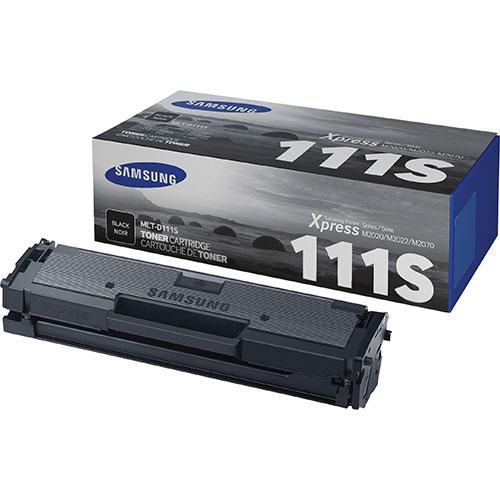 Samsung Black Toner (MLT-D111S/XAA)
