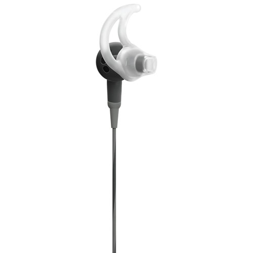 f165c52beca Bose SoundSport In-Ear Sport Headphones with Mic (Apple) - Charcoal ...