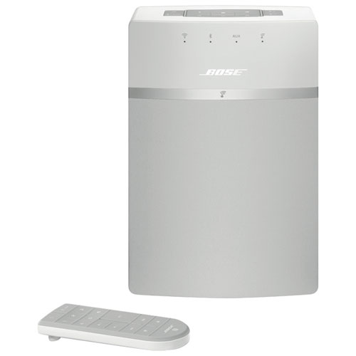 Bose SoundTouch 10 Wireless Multi-Room Speaker - White