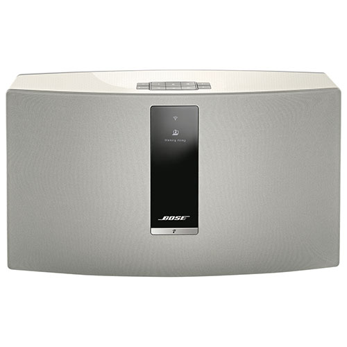 Bose SoundTouch 30 III Wireless Multi-Room Speaker - White
