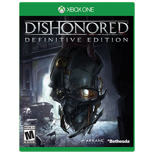 Dishonored Definitive Edition (Xbox One) - Usagé