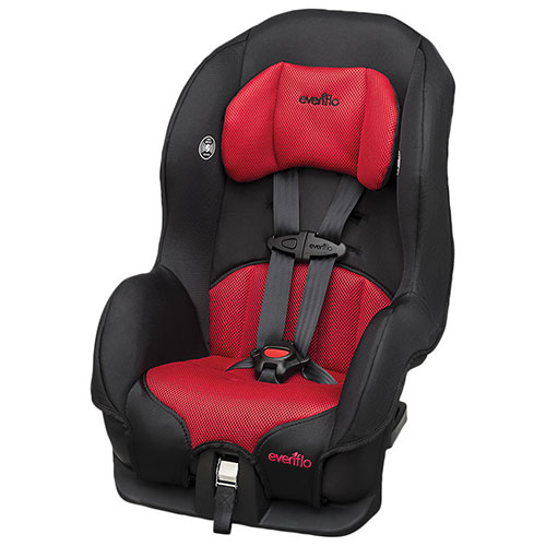evenflo tribute convertible car seat black red convertible car seats best buy canada. Black Bedroom Furniture Sets. Home Design Ideas
