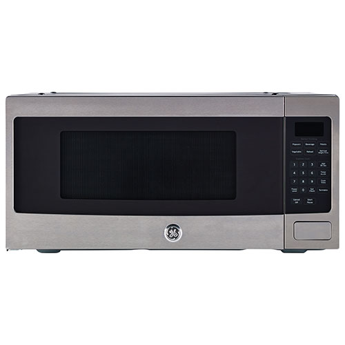 GE Spacemaker Professional 1.1 Cu. Ft. Microwave (PEM11SHC ...