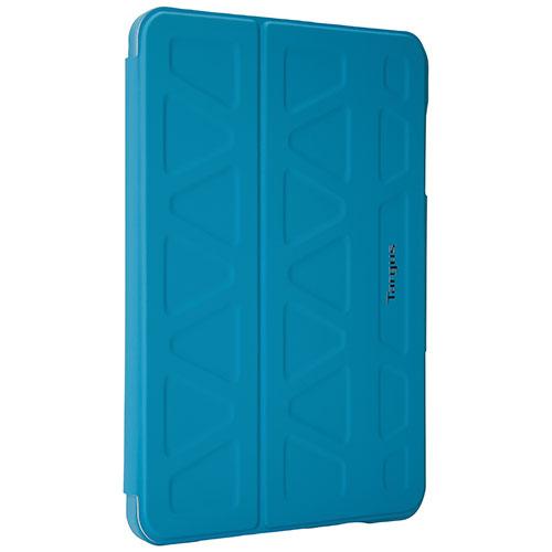 Étui folio 3D Protection de Targus pour iPad mini 1/2/3/4 (THZ59502GL) - Bleu