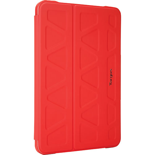 Targus 3D Protection iPad Mini 1/2/3/4 Folio Case (THZ59503GL) - Red