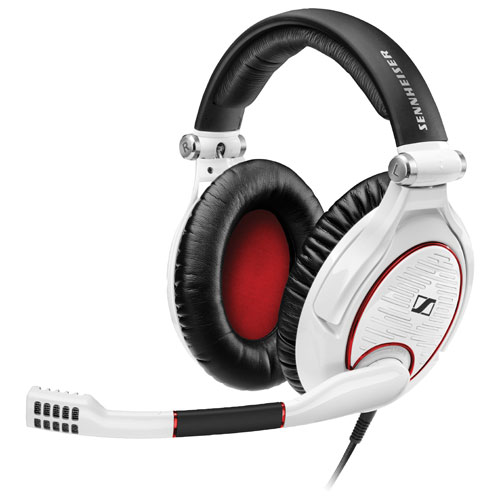 Sennheiser GAME ZERO Gaming Headset with Microphone (GAMEZEROW) - White