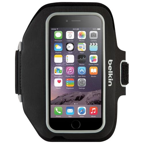 Brassard Sport-Fit Plus de Belkin pour iPhone 6/6s/7 - Noir