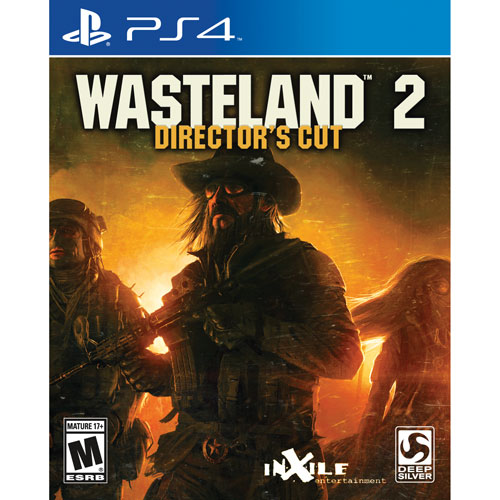 Wasteland 2: Director's Cut (PS4) - Previously Played