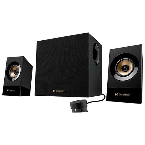 Logitech z533 2.1 Channel Speaker System