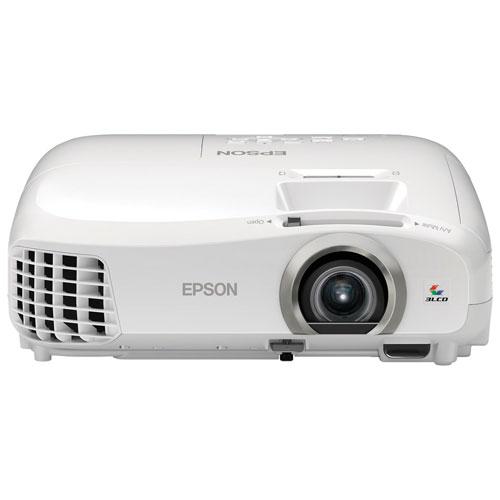 Projecteur de cinéma maison 1080p à technologie 3LCD PowerLite HC2040 d'Epson (V11H707020-F)